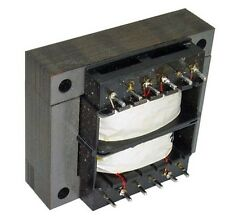 Transformer 100-240VAC in, 24 VAC@1.25 A Output - Lot of 10
