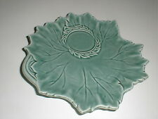 Steubenville WOODFIELD Green Snack Plate