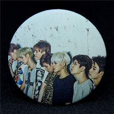 Fashion KPOP GOT7 Collective Badge Brooch Chest Pin Souvenir Gift
