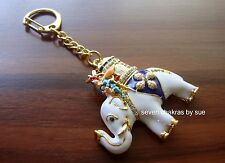 Feng Shui - 2017 Power Elephant with Warrior Keychain