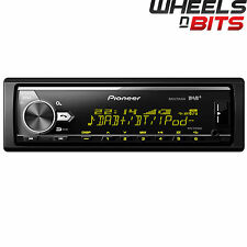 PIONEER MVH-X580DAB Mechless bluetooth usb dab + voiture stéréo iPod iPhone Android