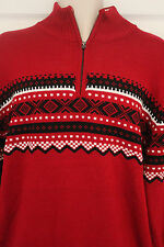Red Christmas Sweater Mens Size XXL NWT