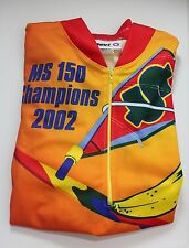 Revi National Multiple Sclerosis Society Men's XL Bicycle Shirt MS 150 Champions
