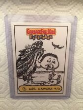 Garbage Pail Kids Gang FB2 Flashback series 2 Neil Camera sketch card Nm/M nice