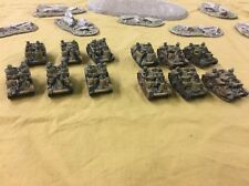 Flames Of War 15mm WW2 Indian 8th Army Recce Carriers
