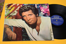 TOM JONES LP TOM ORIG UK 1970 LAMINATED COVER