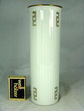 Cilindrica/cylindrical 60´s design Zeh Scherzer PORCELLANA VASO 20 cm