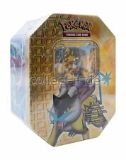 Pokémon heartgold SoulSilver 'Shiny' Tin-Box-Raikou