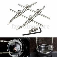 Spanner Camera Lens Repair Kits Stainless Steel Open Tools for DSLR 25-130mm HOT