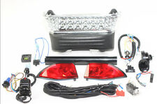 CLUB CAR PRECEDENT LED LIGHT KIT 2008.5 AND UP  STREET LEGAL ALL LED