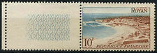 France 1954-8 SG#1207, 10f Views MNH #D5173
