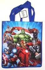 MARVEL AVENGERS ASSEMBLE REUSABLE SHOPPING TOTE BAG - NEW LIMITED EDITION