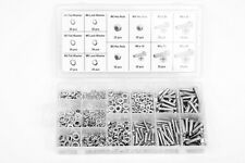 Free Shipping Hardware 475pc Stainless Steel Metric Nut & Bolt Assortment/Kit