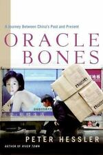 Oracle Bones: A Journey Between China's Past and Present-ExLibrary