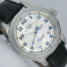 BALL TRAINMASTER CLEVELAND EXPRESS CHRONOMETER 41mm UHR Ref. NM1058D-LCJ-SL
