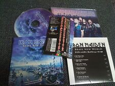 IRON MAIDEN / brave new world /JAPAN LTD OBI