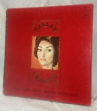 Bizet Carmen Callas - Georges Pretre 3x LP Angel SCLX 3650 Robert Massard Guiot