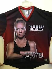 UFC Holly Holm Autographed  Signed Jersey   X Large  Number 19  Only 24 Made !!