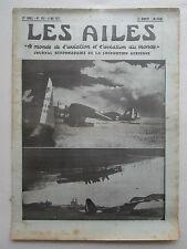 AILES 1937 829 AMIOT 143 CHARTRES DELMOTTE HS-125 PHOTO AERIENNE REGNIER PARA