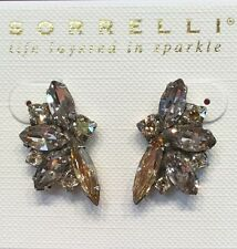Sorrelli Satin Blush Collection stud 1 in stock ECZ21ASSBL