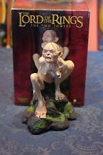 LOTR- RARE-GOLLUM- SIDESHOW WETA 5230/7500 THE TWO TOWERS- THE HOBBIT