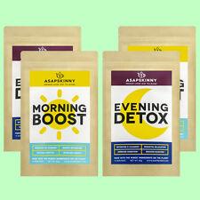 #1 DETOX TEA FOR WEIGHT LOSS - 28 DAY TEATOX - SKINNY TEA SLIMMING - FAT BURNING