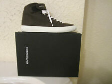 Pierre Hardy High Top Felt Sneakers size 41