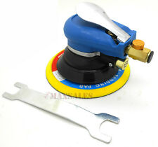 "New 6"" Air Random Orbital Palm Sander Body Sanding Automotive Tool"