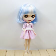 "12"" Neo Blythe Doll Matte Face Nude Doll from Factory jsw88011+Gift"
