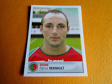 N°373 REGNAULT CS SEDAN ARDENNES CSSA PANINI FOOTBALL FOOT 2007 2006-2007