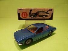 MEBETOYS A30 ISO S4 -  METALLIC BLUE 1:43 EXTREMELY RARE - EXCELLENT IN BOX