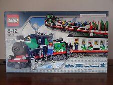 LEGO 10173 HOLIDAY TRAIN  ANNO 2006 NUOVO SIGILLATO OVP RARISSIMO!