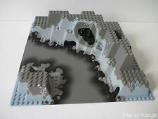 ►►►► LEGO / Baseplate, 32x32 6024px3 Canyon with Gray Underwater Set 6199