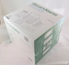 NEW iSmartAlarm iSA3 Preferred Package Home Security System, White