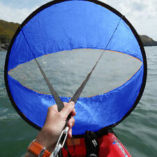 "42"" Kayak Sail Canoe Accessories Portable Wind Paddle Downwind Instant Popup"