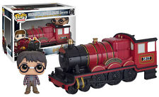 Harry potter-hogwarts express train moteur + harry potter POP RIDES FUNKO