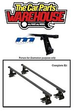 Full Roof Rack Bar Kit SUM104 Mountney Direct Fit ~ VOLKSWAGEN BEETLE 2005- 2011