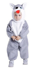 Babies Toddlers Husky Fancy Dress Costume - 18 Months - By Nines D'onil