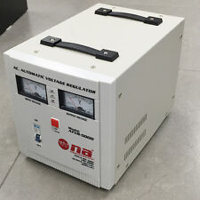 NEW Nippon America AC Automatic Voltage Regulator ATVR-5000  ( 5000 Watts )