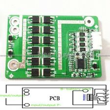 12V 4s Cells Lithium Iron Phosphate Battery Protection Board 200A Peak Motor Car
