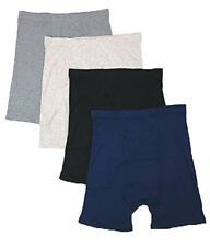 Hanes Men's Tagless 4 Pack Boxer Briefs (Small) J746P4