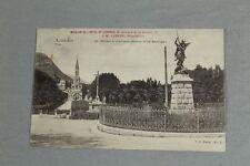 AK - Lourdes St. Michel le Calvaire Breton et la Basilique  - gelaufen 1906 /138