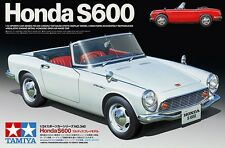 Tamiya 24340 1/24 Scale Model Sport Car Kit Honda S600 Roadster/Coupe