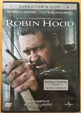 Robin Hood - Director's Cut 2010 DVD