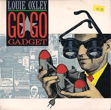DISCO 45 Giri   Louie Oxley – Go Go Gadget
