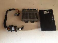 Renault Espace 2.2 DT ECU 7700106071 , Fuse Box 6025316604 And Ignition Barrel