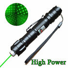 532nm Green Pointer Pen  Military Torch Flashlight 1mw 5Miles 5mw 8000m Range