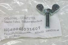 2 Schrauben für Sitzbank SACHS XTC 125 - 2 Takt  OEM N060060031607