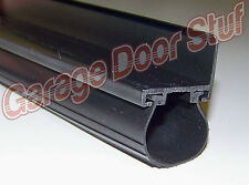 Garage Door Weather Seal COMPLETE KIT Bottom Seal SINGLE Car Door 1-3/8