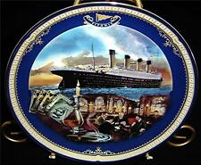 TITANIC The Smoking Room Fourth Issue Bradford Plate